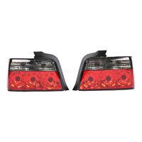 Tail Lamp Assembly Rear Brake Reverse Lamp For BMW E36 3-Series 4Dr Sedan 92-98