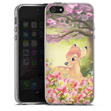 Apple iPhone 5 Silikon Hülle Case - Cute Bambi