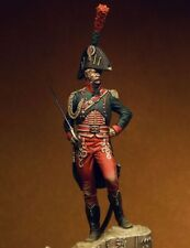 1/24 Scale Officer of the Guide Egypt 75mm Figure High Quality Resin Kit