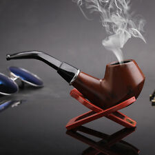 Unique  Briar Tobacco Smoking Pipe by Rohan Pipes Fashion Gift