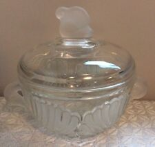 Walther Glas Crystal Glass Bowl/Tureen/Punch Bowl T7