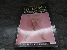yves requena gi gong gymnastique chinoise de sante de longevite 1989