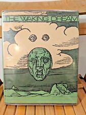 THE WAKING DREAM EDWARD LUCIE-SMITH A. KNOPF FANTASY AND GRAPHIC ART BOOK 1st