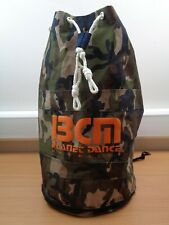 BCM Planet Dance Magalluf - Camouflage Gym Bag / Sports Sack with Draw String