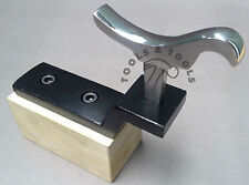Miniature Forming Stake Convex and Concave Metal Forming Mirror Finish+ Holder