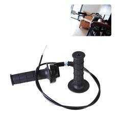 Throttle Cable Handle Bar Set Grip Casing For Honda CR80 CR60 CR85 CR125 CL100