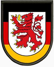 Wappen von Herzogenrath Aufnäher, Pin, Aufbügler