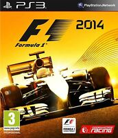 F1: Formula 1 2014 PS3 *EXCELLENT CONDITION* with Manual - 1st Class Delivery