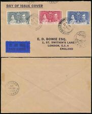Royalty George VI (1936-1952) Cypriot Stamps