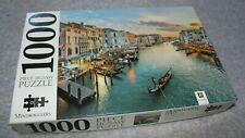 Venice Grand Canal 1000 piece Jigsaw puzzle, Mindbogglers.