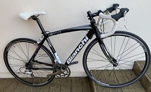 bianchi via nirone 7 C2C Road Bike 50cm with Carbon Forks.