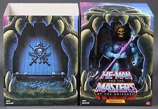 2016 MOTU Skeletor 2.0 Masters of the Universe Classics Filmation Club Grayskull