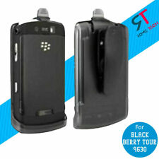 Case for BlackBerry Tour 9630 Bold 9650 RomeTech Holster Cover Pouch Black