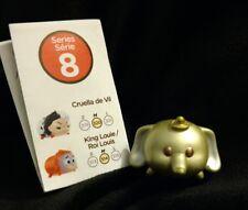 Disney Tsum Tsum series 8 Gold Dumbo medium sized RARE vinyl