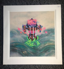 "TOM LEWIS b1979 ""Megan and the Floating World"" Limited Edition Print 39/43"