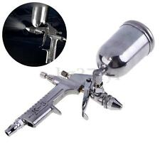 Mini Gravity Feed Spray Gun Detail TOUCH-UP HVLP Sprayer Basecoat Auto Paint 0.5