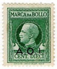 (I.B) Italy (East Africa) Revenue : Marca da Bollo 10c
