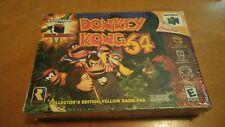 Donkey Kong 64 (Nintendo 64, 1999) V Seam, SEALED