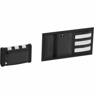 Adidas Essentials 3-Stripes Wallet  Black