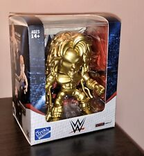 GOLD ULTIMATE WARRIOR CUSTOM Action Vinyl The Loyal Subjects WWE Target Excl