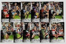 2018 SELECT FOOTY STARS COLLINGWOOD FOOTBALL CARD SET