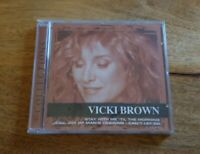 VICKI BROWN COLLECTIONS: 12 Tracks - Brand New/Sealed - CD - 2006
