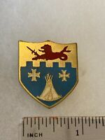 Authentic US Army 12th Infantry Regiment DI DUI Unit Crest Insignia NH Japan