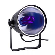 IBIZA LBL38 UV Strahler Scheinwerfer Schwarzlicht Blacklight Gun Neon PAR 38 25W