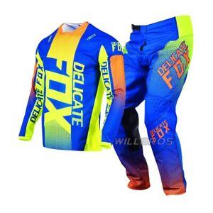 Fox Flexair 180 360 Gear Set Motocross Jersey Pant Racing Mx Gear Dirt Bike NEW