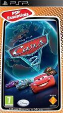 jeu CARS 2 pour playstation PSP sony francais game spiel juego disney pixar NEUF