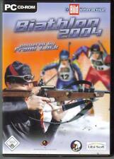 """PC-Spiel  """"  Biathlon 2004 """""""