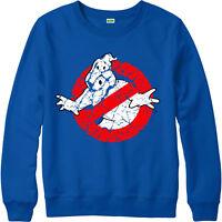 Ghostbusters SweatShirt Movie Costume Inspired 80s Movie Tribute Jumper, Gift