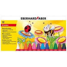 12 Wachsmalkreiden Eberhard Faber Wachsmalkreide Stifte Wachs