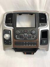 2017 Ram 1500/2500/3500/4500/5500 Center Dash Instrument Panel 1VY941X9AF