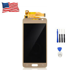 For Samsung Galaxy A3 2017 A320/F Touch Screen Digitizer LCD Display+TOOLS Gold