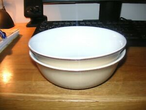DENBY VICEROY CEREAL / DESSERT BOWL IN GREAT CONDITION