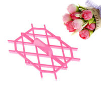 Cake Fondant Embosser Cutter Icing Cupcake Embossing Mold Mould Pastry Tool  Fw