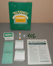 BLARNEY word game - 1987 Entertainment Production House - 100% COMPLETE