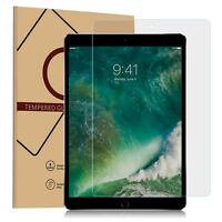 """Premium Tempered Glass Screen Protector for New iPad 5th 6th Gen 9.7"""" 2017/ 2018"""