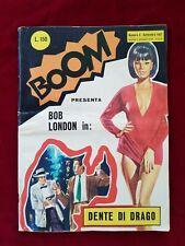 BOOM (WINCHESTER MAN) n. 3-DENTE DI DRAGO- ED. CERVINIA - 1967 - Fumetto Noir