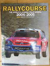 Rallycourse 2004/5 Sebastian Loeb champion