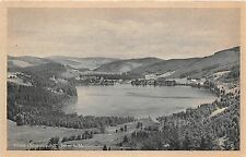 Bf34034 titisee schwarzwald u M germany front/back scan