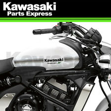NEW 2015 - 2016 GENUINE KAWASAKI VULCAN S 650 VINYL TANK DECALS 99994-0597