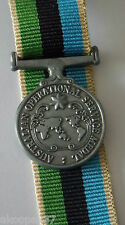 OPERATIONAL SERVICE MEDAL GREATER MIDDLE EAST OPERATION MINI WITH 10CM RIBBON