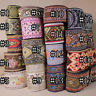 5/10 Yards Vintage Chinese Jacquard Ribbon Braid Trim Embroidery Woven Border