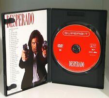 Desperado (Superbit Collection) DTS 5.1 Surround Sound Best Possible DVD Picture