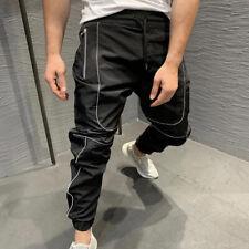Pantalon de jogging sport décontracté pour hommes Pantalon de travail cargo