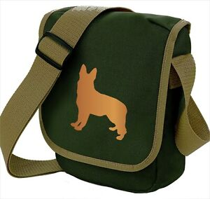German Shepherd Bag Dog Walkers Shoulder Bags Alsatian Birthday Gift