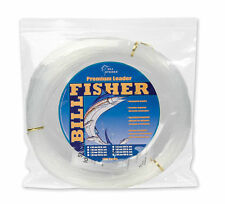 SEA STRIKER BillFisher Mono Leader Coil 80Lb. .90mm 100 Yd Clear LC100-80