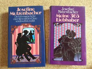 Meine 365 Liebhaber & die Lebensgeschichte... von Josefine Mutzenbacher /Bücher
